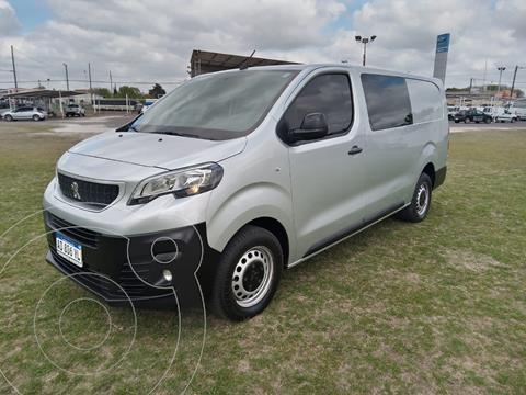 Peugeot Expert Furgon 1.6 HDi Premium 6 Plazas usado (2019) color Gris precio $3.650.000