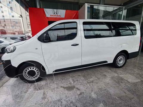 Peugeot Expert Pasajeros 2.0 HDi usado (2020) color Blanco precio $389,000
