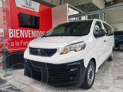 Peugeot Expert Pasajeros 2.0 HDi usado (2020) color Blanco precio $409,000