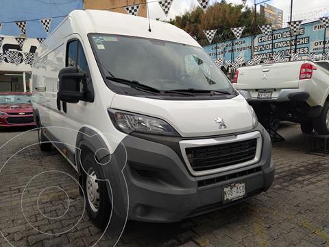 Peugeot Manager 3.0L Furgon Std HDI usado (2017) color Blanco precio $370,000