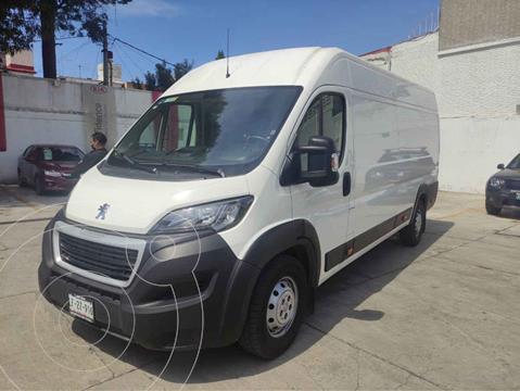 Peugeot Manager 2.2L 150 hp Furgon Std HDi usado (2021) color Blanco precio $609,000