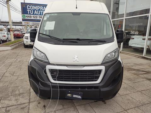 Peugeot Manager 2.2L 150 hp Furgon Std HDi usado (2020) color Blanco precio $430,000