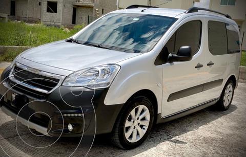 Peugeot Partner Tepee Outdoor 7 pas. usado (2019) color Plata precio $259,000