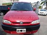 Foto venta Auto usado Peugeot Partner 1.9D 2PLC (2006) color Bordo precio $210.000