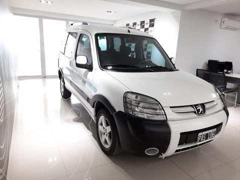 foto Peugeot Partner Patagonia 1.6 HDi VTC Plus usado (2015) color Blanco precio $1.160.000