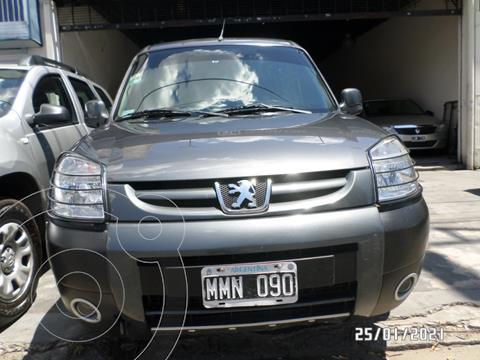 Peugeot Partner Patagonia 1.6 VTC Plus usado (2013) color Gris Oscuro precio $1.100.000