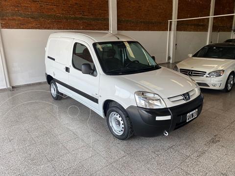 Peugeot Partner Furgon Confort HDi usado (2015) color Blanco financiado en cuotas(anticipo $850.000)