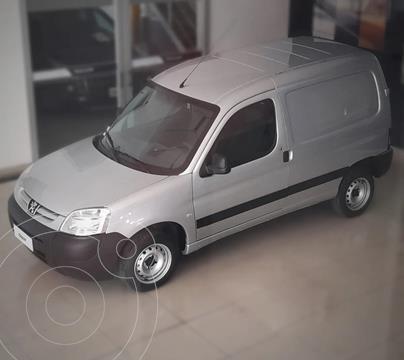 Peugeot Partner Furgon Confort 1.6 nuevo color Gris Aluminium precio $1.877.600