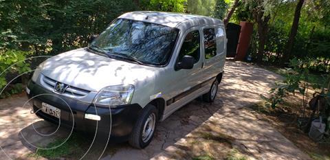 Peugeot Partner Furgon Confort 1.4 usado (2013) color Gris precio $800.000