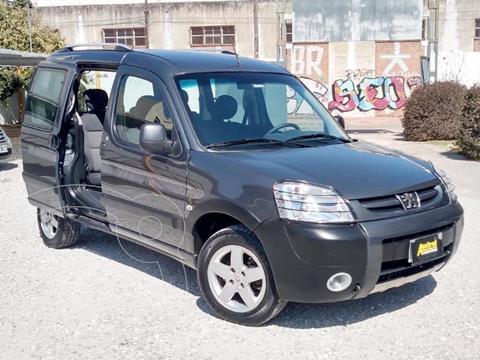 Peugeot Partner Patagonica VTC Plus usado (2012) color Gris Oscuro precio $860.000