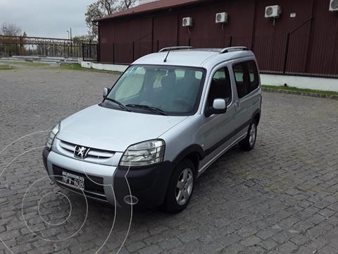 Peugeot Partner Patagonica VTC Plus usado (2013) color Plata precio $1.250.000