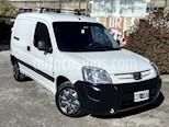 Peugeot Partner Furgon Confort 1.6 HDi usado (2013) color Blanco Banquise precio $450.000