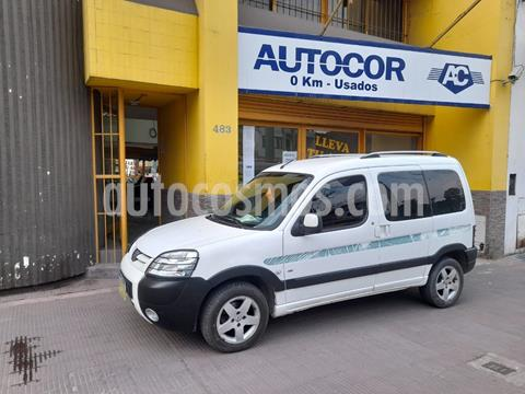 Peugeot Partner Patagonia 1.6 HDi VTC Plus usado (2016) color Blanco precio $1.335.000