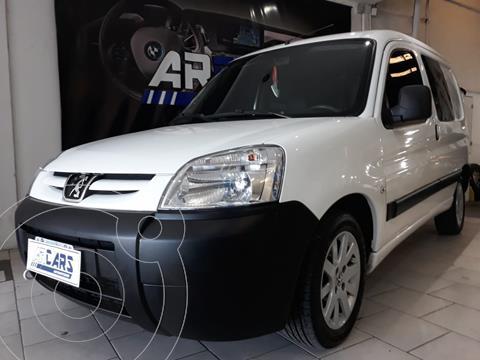 Peugeot Partner Furgon Confort usado (2015) color Blanco Banquise financiado en cuotas(anticipo $700.000)