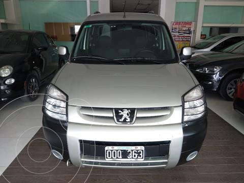 Peugeot Partner Patagonia 1.6 VTC Plus usado (2015) color Gris Claro precio $1.390.000