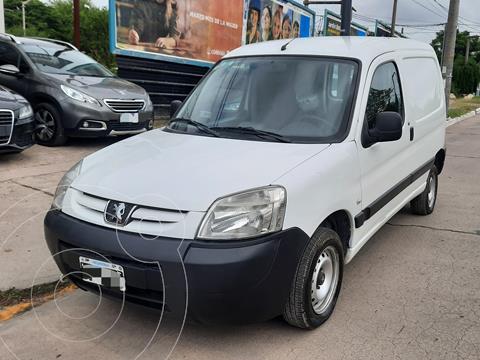 Peugeot Partner Furgon Confort usado (2012) color Blanco precio $880.000