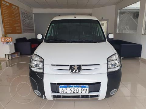 Peugeot Partner Patagonia 1.6 VTC Plus usado (2018) color Blanco precio $2.050.000