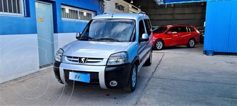 Peugeot Partner Patagonia 1.6 VTC Plus usado (2018) color Gris Claro precio $2.149.000
