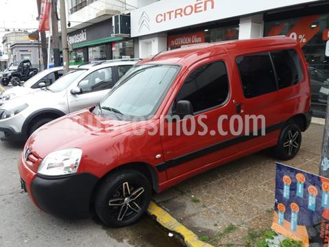 Peugeot Partner Furgon Confort HDi usado (2013) color Rojo precio $879.000