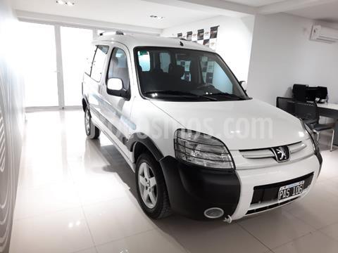 foto Peugeot Partner Patagonia 1.6 HDi VTC Plus usado (2015) color Blanco precio $1.200.000