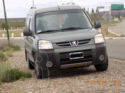 Peugeot Partner Patagonica VTC Plus usado (2013) color Verde precio $1.400.000