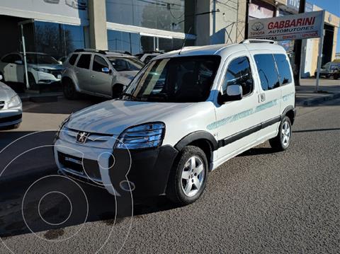 foto Peugeot Partner Patagonia 1.6 VTC Plus usado (2016) color Blanco precio $1.950.000