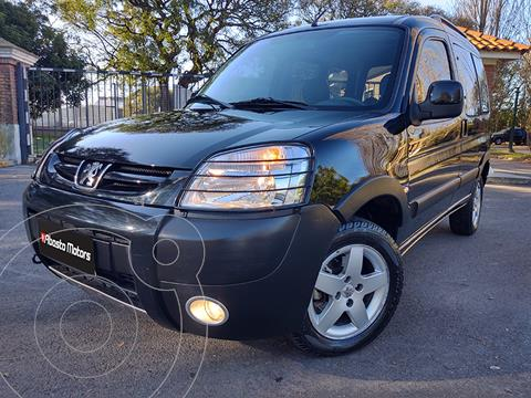 Peugeot Partner Patagonica 1.6 HDi VTC Plus usado (2018) color Negro precio $2.290.000