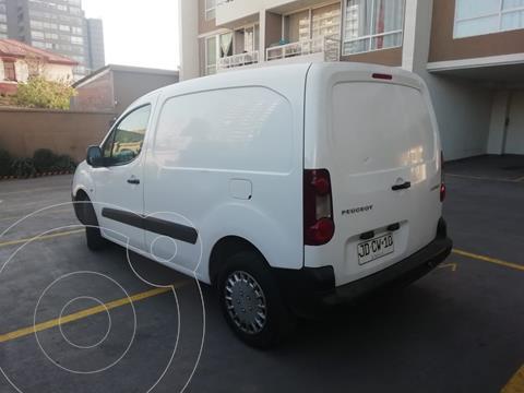 Peugeot Partner 1.6L HDi usado (2017) color Blanco precio $8.800.000