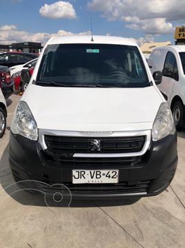 Peugeot Partner 1.6L HDi Pack usado (2017) color Blanco precio $12.580.000