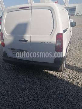 Peugeot Partner 1.6L HDi Pack usado (2018) color Blanco precio $8.890.000