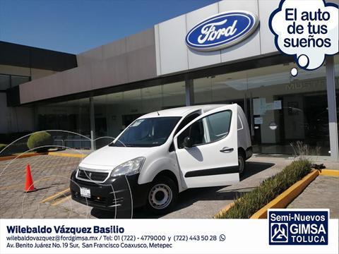 Peugeot Partner HDi Maxi usado (2017) color Blanco precio $175,000