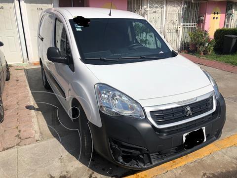 Peugeot Partner HDi Maxi usado (2018) color Blanco precio $180,000