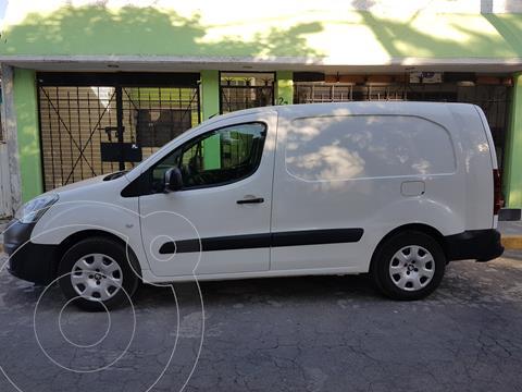 Peugeot Partner HDi Maxi usado (2016) color Blanco Banquise precio $155,000