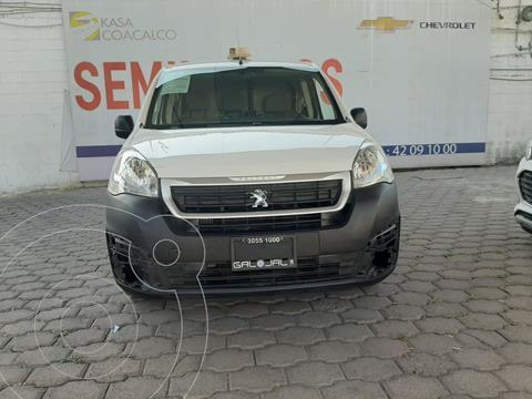 Peugeot Partner HDi Maxi usado (2017) color Blanco precio $205,000