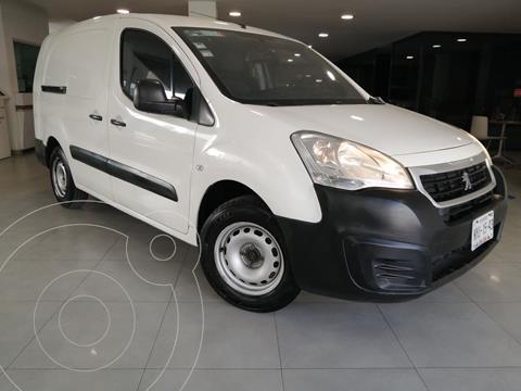 Peugeot Partner Maxi usado (2017) color Blanco precio $209,800