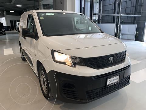 Peugeot Partner HDi 5 Puertas usado (2020) color Blanco precio $301,000