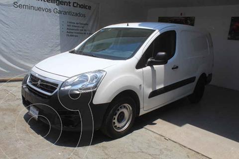 Peugeot Partner HDi Maxi usado (2019) color Blanco precio $229,000
