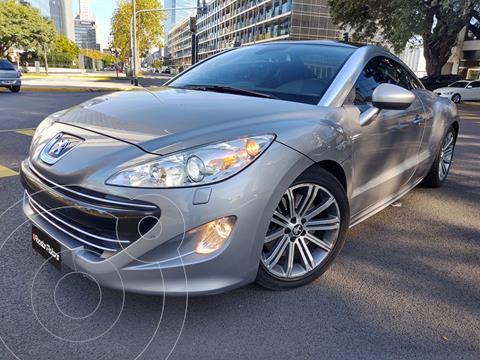 Peugeot RCZ 1.6 usado (2011) color Gris Claro precio u$s18.900