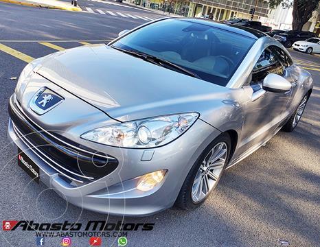 Peugeot RCZ 1.6 usado (2011) color Gris Sidobre precio u$s17.500