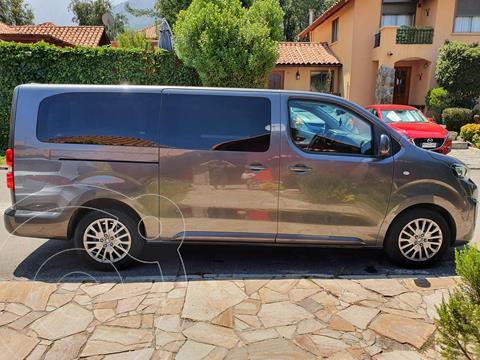 Peugeot Traveller 2.0L BlueHDi 150HP MT 9P L3 usado (2019) color Gris precio $18.990.000