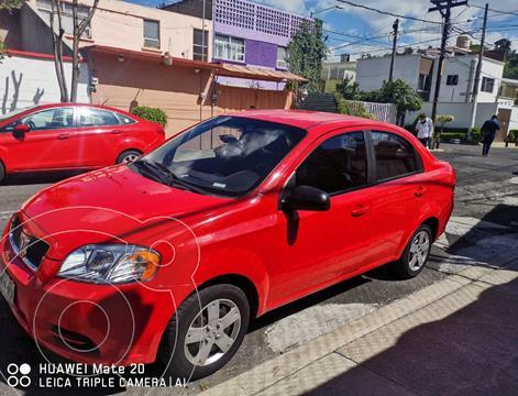 Pontiac G3 1.6L Paq B usado (2008) color Rojo precio $72,000