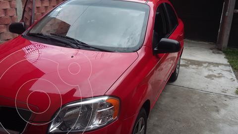 Pontiac G3 1.6L Paq B usado (2008) color Rojo precio $64,500