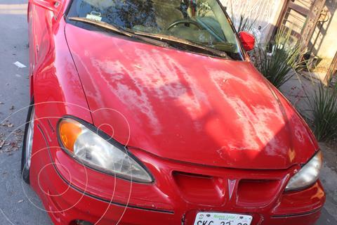 Pontiac Grand Am GT Coupe A usado (2000) color Rojo precio $40,000