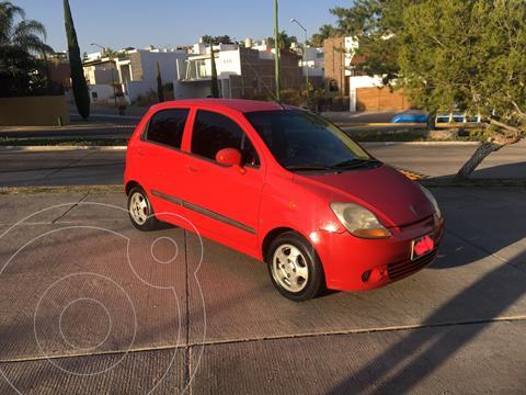 Pontiac Matiz A usado (2007) color Rojo precio $53,000