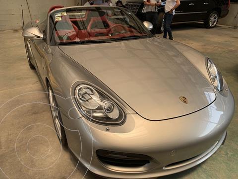 Porsche 718 Boxster 2.0L usado (2011) color Plata Dorado precio $1,180,000