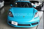 Foto venta Auto usado Porsche 718 Cayman S (2017) color Azul precio $1,250,000