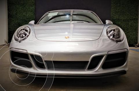 Porsche 911 Carrera Coupe usado (2017) color Plata GT precio $1,799,999