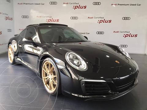Porsche 911 Carrera Coupe PDK usado (2019) color Negro precio $1,750,000
