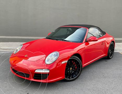 Porsche 911 Carrera 4S Cabriolet PDK usado (2009) color Rojo precio $1,280,000