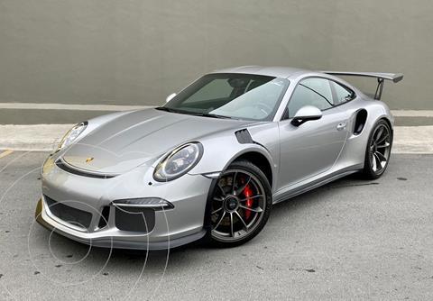 Porsche 911 GT3 RS PDK usado (2016) color Plata Dorado precio $3,600,000